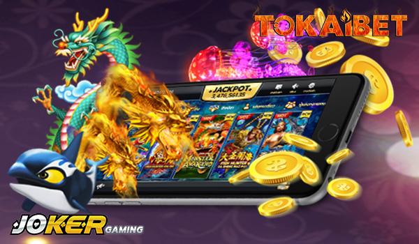 Link Joker123 Untuk Download Aplikasi Judi Slot Online
