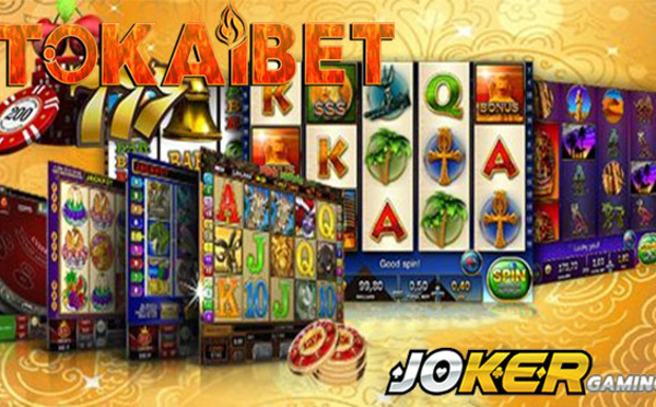 Game Slot Online Terbaik Aplikasi Mobile Joker123 Online